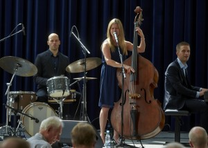 Kristin Korb Trio | Gladsaxe Jazzklub @ Aldershvile Slotspavillon | Bagsværd | Capital Region of Denmark | Denmark