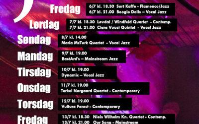 Copenhagen Jazz Festival Dates