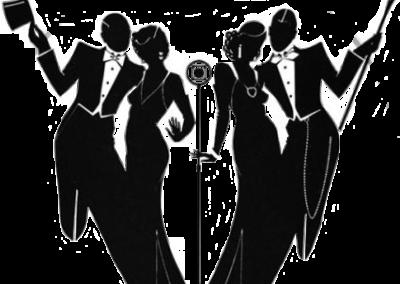 Manhattan transfer silhouette